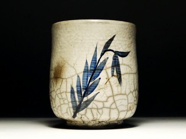 Ręcznie malowana czarka do herbaty (yunomi) nr 1