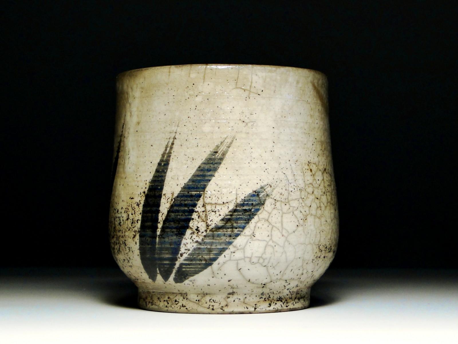 Ręcznie malowana czarka do herbaty (yunomi) nr 2