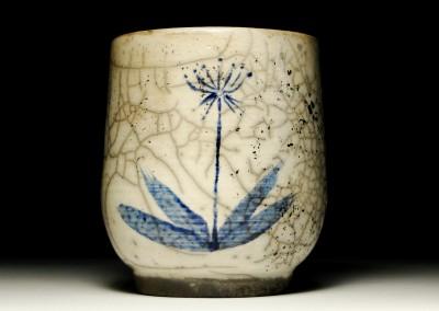 Ręcznie malowana czarka do herbaty (yunomi) nr 3