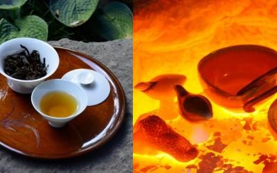 Plener ceramiczno-herbaciany