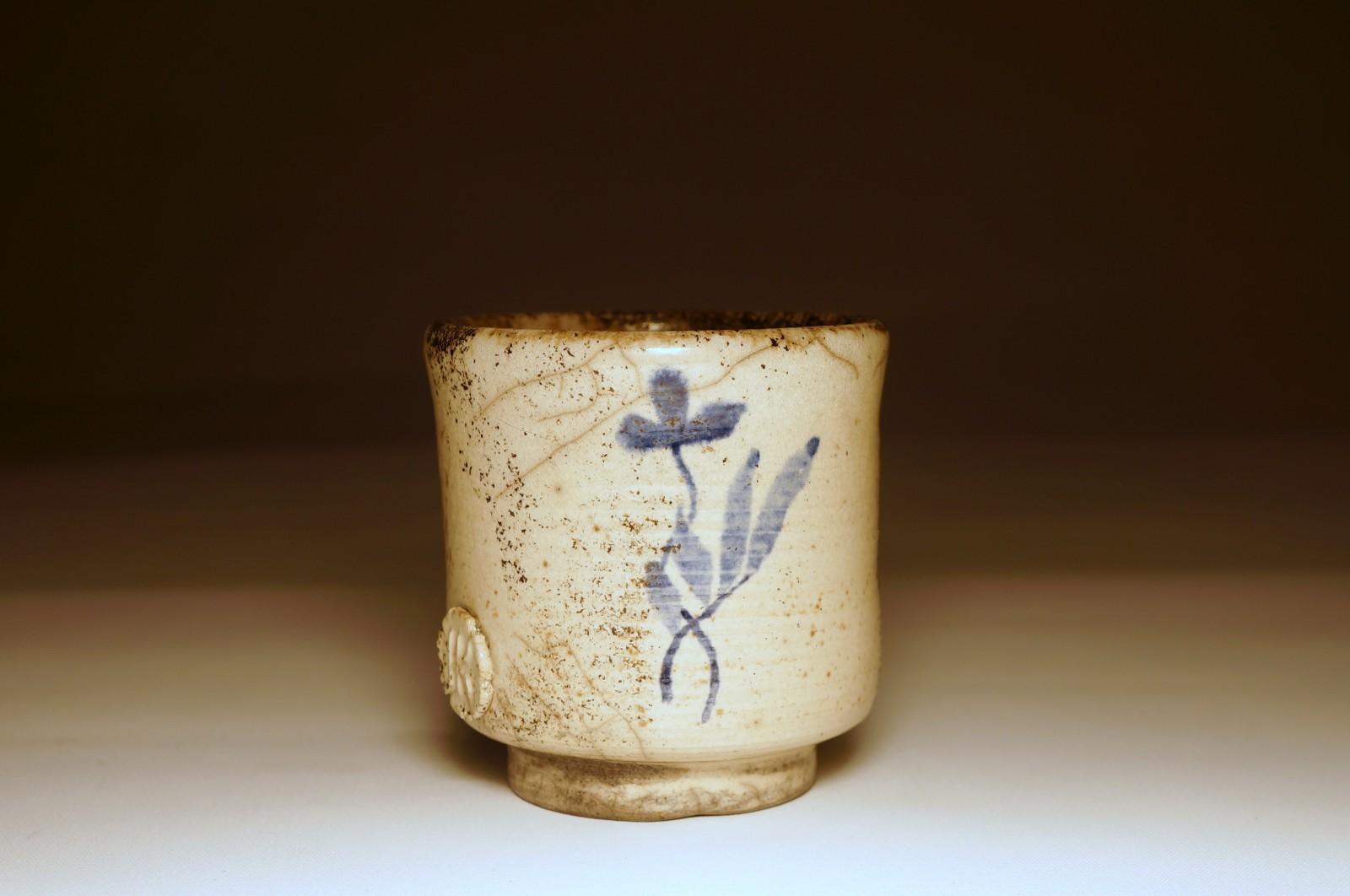 Ręcznie malowana czarka do herbaty (yunomi) #89