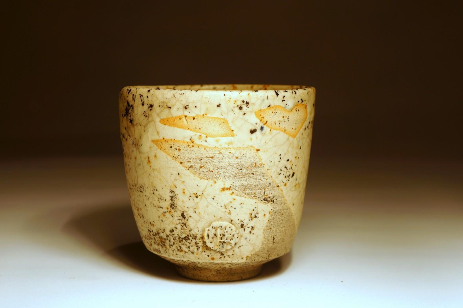 Kamionkowa czarka do herbaty (yunomi) #94