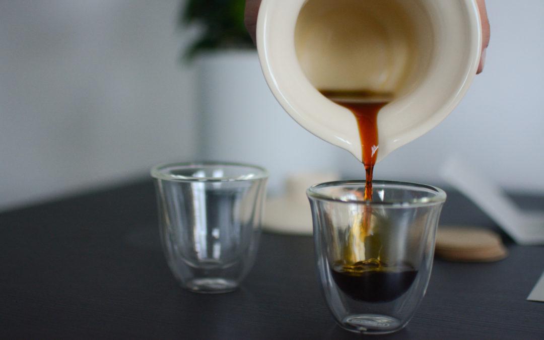 Slowpresso,  z potrzeby picia dobrej kawy
