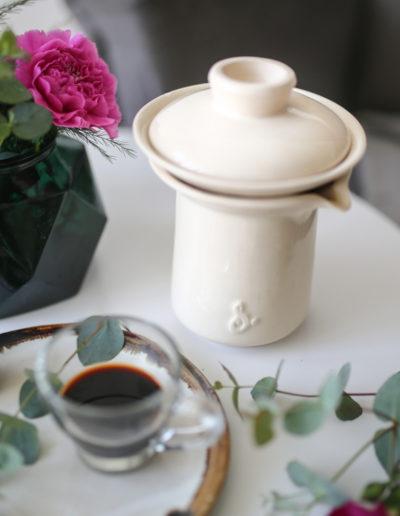 Slowpresso -Ceramiczny zestaw do parzenia kawy