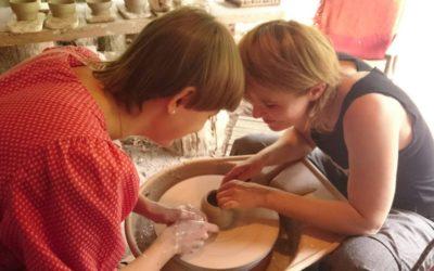 Warsztaty ceramiczne 2018 – plener w Ponurzycy