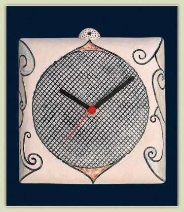 Zegar ceramiczny - foto by nicolaecampan