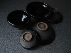 miseczki ceramiczne - Justyna Karamuz
