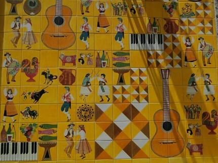 Kolorowe azulejos