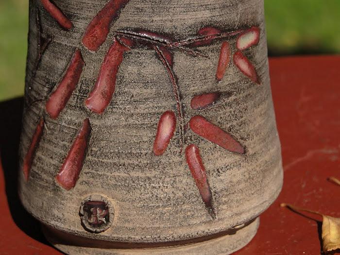 Bambus na ceramice
