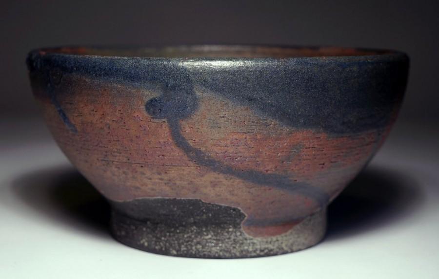 "Justyna Karamuz • ""Raku"" bowl"
