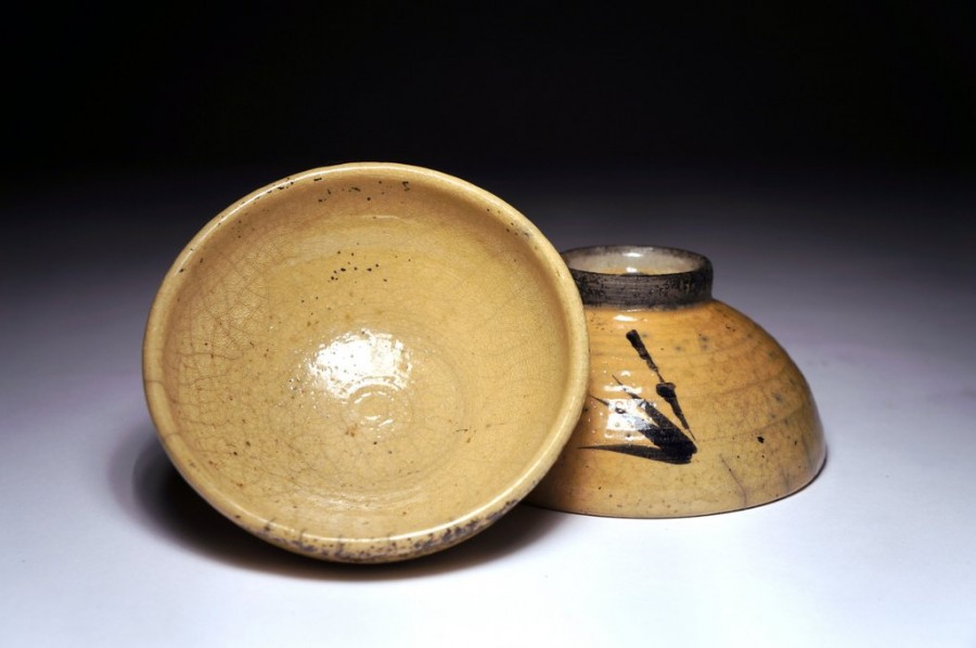Ceramiczne czarki do chińskiej herbaty