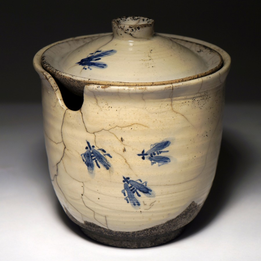 Ceramiczna cukiernica
