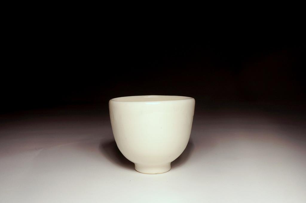 Porcelanowa czarka do herbaty